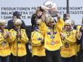 Джакузи, истребители и королевский прием: как сборная Швеции праздновала победу на ЧМ-2017