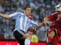 Аргентина забила пять безответных голов канадцам