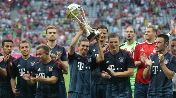 Очередной трофей Баварии в межсезонье