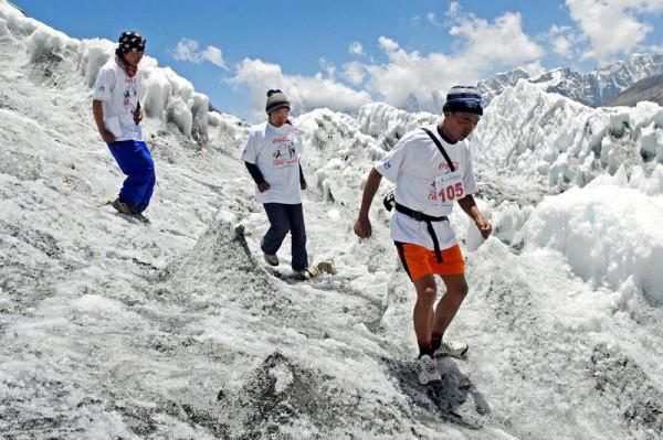 Марафон Тенцинг-Хиллари на Эвересте