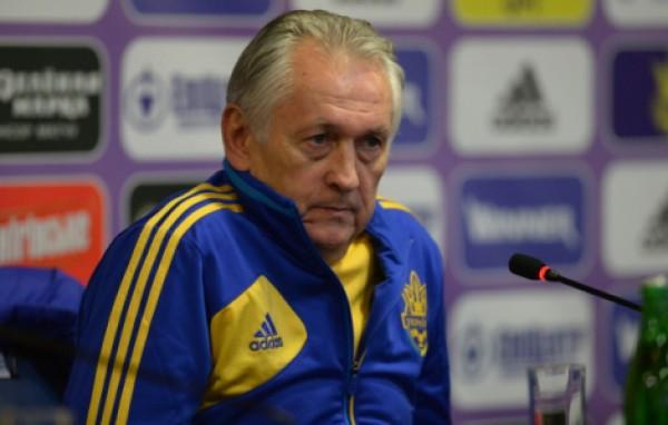 Фоменко рассчитывает на опыт и молодость своих игроков в матчах с Францией