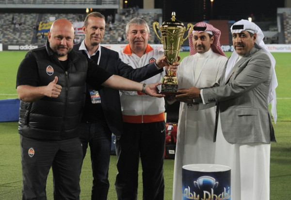 Шахтер стал обладателем Matchworld Cup 2013