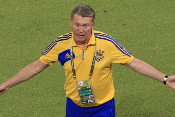 Олег Блохин не сомневался в результатах голосования за Золотой мяч