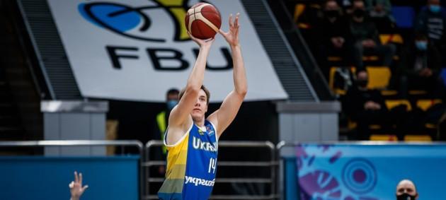 Сборная Украины уверенно обыграла Венгрию и вышла на Евробаскет-2022