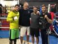 Деревянченко завершил подготовку к бою с Джейкобсом