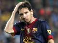 Барселона не может продлить контракт с Месси