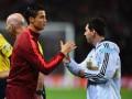 Инфантино: Официально Роналду лучше Месси