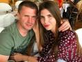 Сергей Ребров в третий раз стал отцом