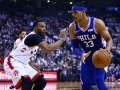 Плей-офф НБА: Филадельфия обыграла Торонто, Портленд уступил Денверу
