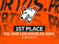 Virtus.pro обыграла OG и стала победителем ESL One Los Angeles 2020