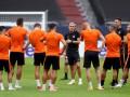 Стали известны стартовые составы команд на матч Боруссия М - Шахтер