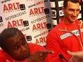 Тренер Кличко расстраивается из-за американских супертяжей, но назвал достойных жертв Владимира