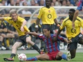 Арсенал vs Барселона: Лихая музыка атаки