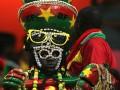 Яркие шаманы. Как зажигают болельщики на Кубке африканских наций