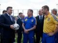 Янукович посетит матч Украина - Швеция