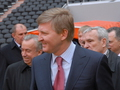 Ахметов: Ярославский верил Суркису только три года, а значит, он менее наивен, чем я