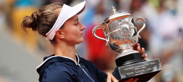 Крейчикова стала чемпионкой Ролан Гаррос