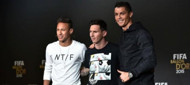ФИФА определила тройку номинантов на звание лучшего футболиста года