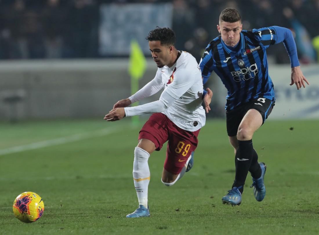 Аталанта - Рома: видео голов и обзор матча