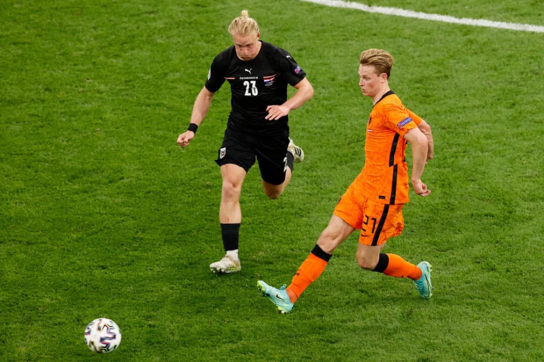Сборная Нидерландов - сборная Австрии