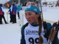 Биатлон: Белкина и Ткаленко - чемпионы Украины в спринте
