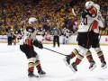 НХЛ: Анахайм сравнял счет в серии c Нэшвиллом