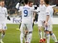Пресс-служба Динамо подала неверную информацию о матче против Олимпиакоса