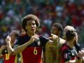 Витсель признан лучшим игроком матча Бельгия - Ирландия