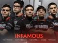 The International 2017: презентация команды Infamous