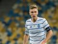 УАФ вынесла наказание Сидорчуку за удаление в матче против Шахтера