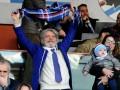 Эксцентричный президент Сампдории эффектно отпраздновал победу