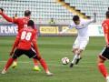 Ворскла забила пять голов в ворота запорожского Металлурга