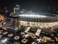 Недовольный проигрышем сборной Украины болельщик угрожал взорвать НСК Олимпийский