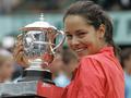 Фотогалерея: Новая теннисная королева