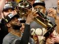 Эмоциональное видео НБА о пути Леброна к долгожданному чемпионству с Кливлендом