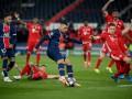 ПСЖ проиграл Баварии, но выбил ее из Лиги чемпионов