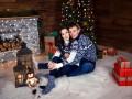 Хижняк показал свою девушку в новогодней фотосессии
