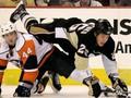 Украинский Пингвин из NHL получил травму