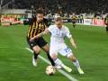 АЕК – Динамо Киев 1:1 видео голов и обзор матча Лиги Европы
