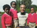 Беленюк нарядил в вышиванки африканских родственников