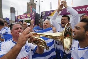 Фанатский десант. Болельщики прибывают на матчи Евро-2012