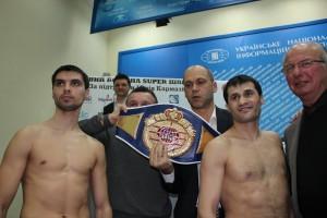 В Киеве пройдет вечер бокса