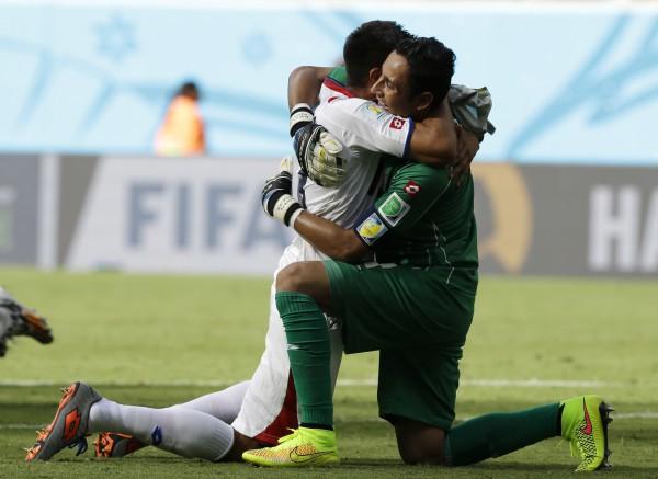 Италия - Коста-Рика - 0:1, 20.06.2014