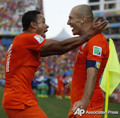 Нидерланды - Чили - 2:0