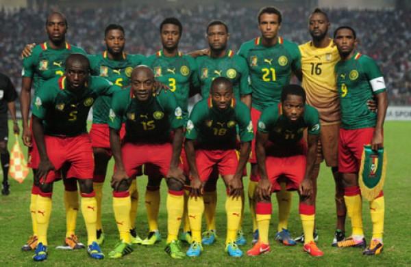 Камерун огласил предварительную заявку на ЧМ