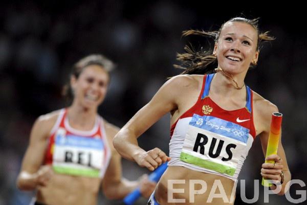 Юлия Чермошанская попалась на допинге