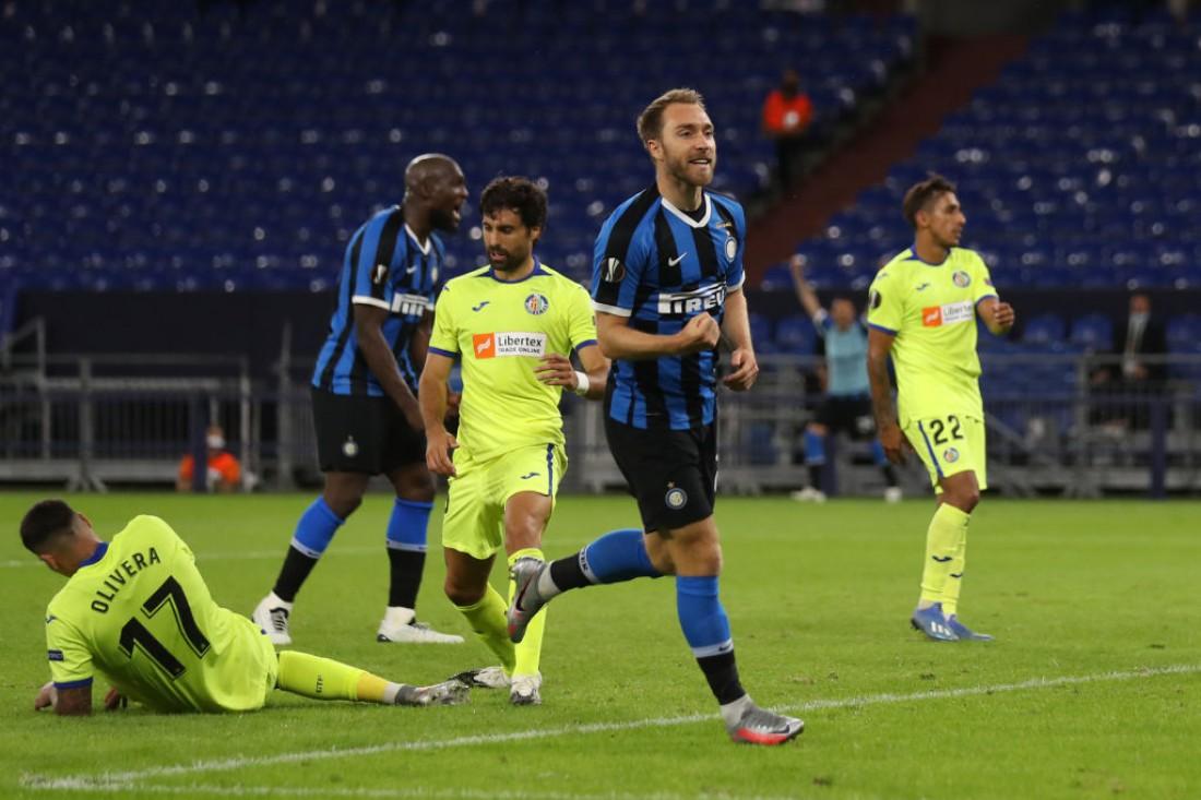Интер обыграл Хетафе и вышел в 1/4 финала Лиги Европы