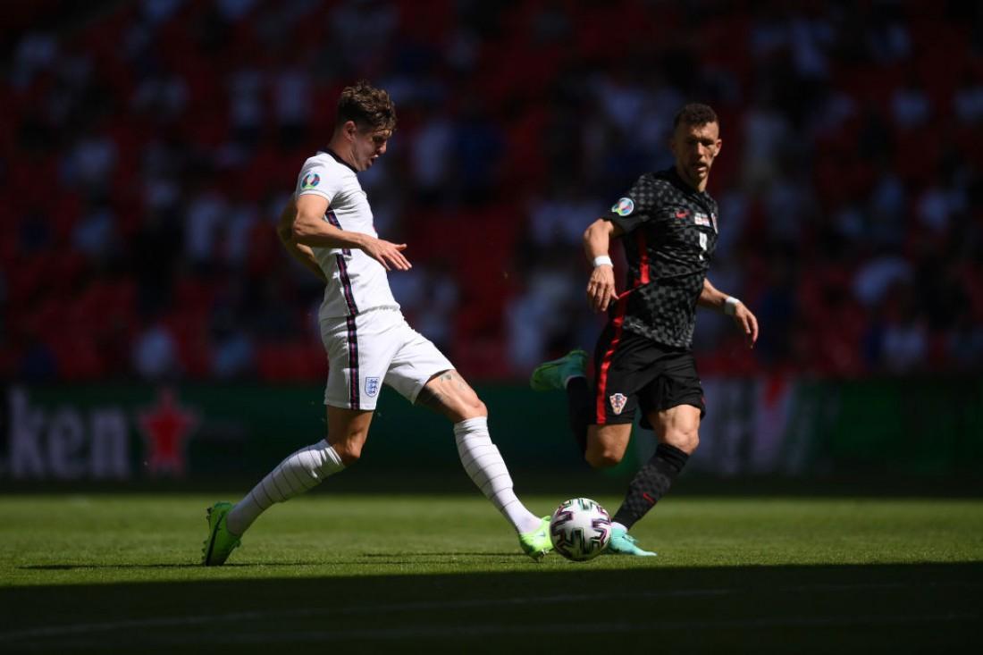 Сборная Англии - сборная Хорватии