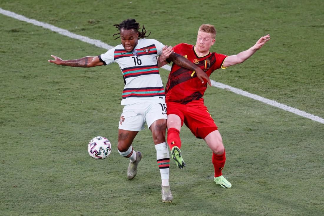 Бельгия обыграла Португалию