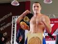 Бокс: Денис Лебедев отправляет в нокаут Павла Колодзея